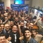 Festejo de fin de año en Tecnilógica