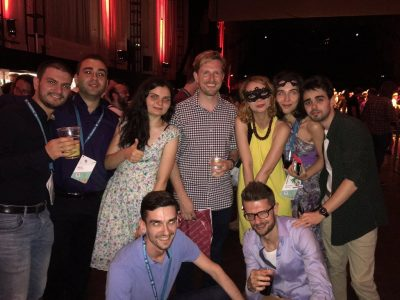 wordcamp europe viena 2016 wceuball after party matt mullenweg