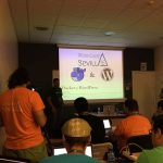 Eric Zeidan nos explicó como montar WordPress con Docker.
