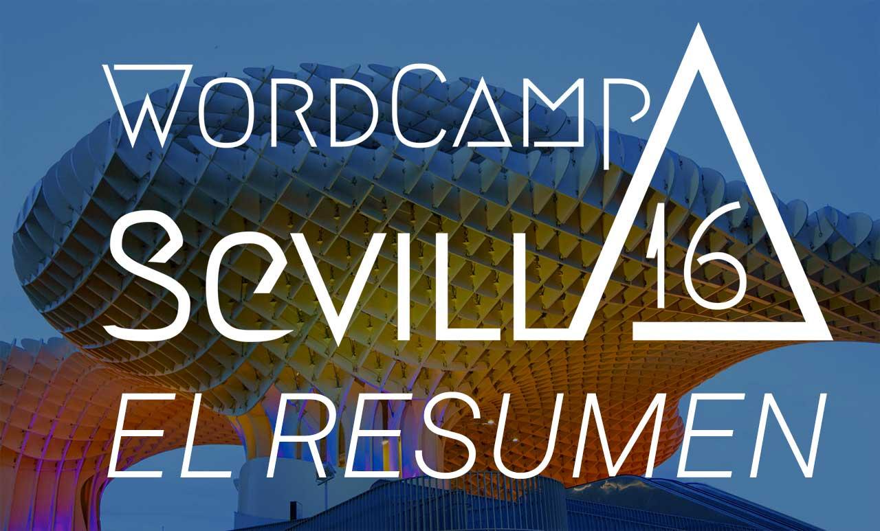 wordcamp sevilla 2016 el resumen