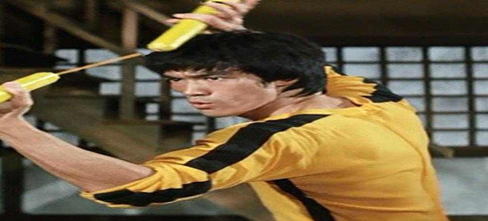 bruce lee out of aspect ratio