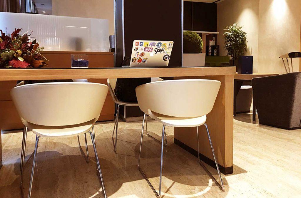 trabajar freelance hoteles