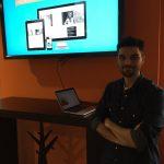 Charla de Mauricio Gelves en Tecnilógica: imágenes responsive