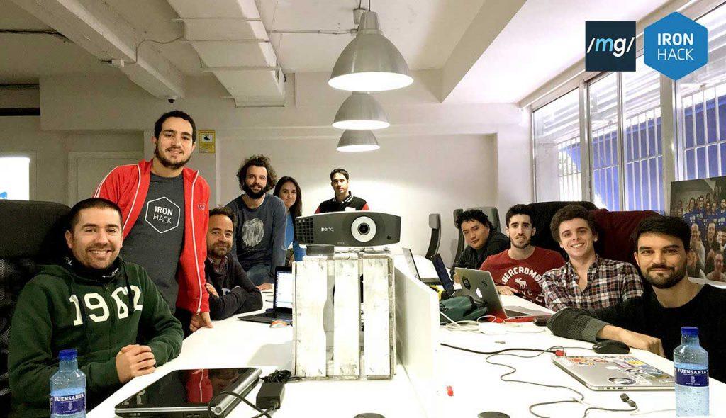 clases javascript en IronHack