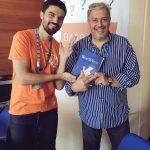Mauricio Gelves y Fernando Tellado en la WordCamp Sevilla 2016