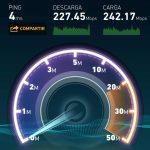 Test de WiFi del Campus Madrid