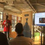 David Navia en la WordCamp Madrid 2017