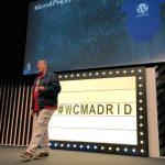 Fernando Tellado en la WordCamp Madrid 2017