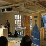 Ivelina Dimova en la WordCamp Madrid 2017