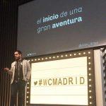 Joan Artés en la WordCamp Madrid 2017