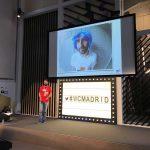 Juan Hernando en la WordCamp Madrid 2017