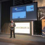Juan Moyano en la WordCamp Madrid 2017