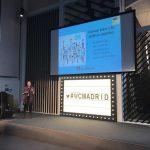 Mariana Duffill en la WordCamp Madrid 2017