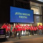 Equipo de organizadores de la WordCamp Madrid 2017