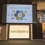 Pablo Poveda en la WordCamp Madrid 2017