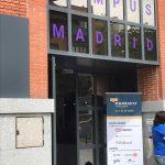 Campus Madrid, venue de la WordCamp Madrid 2017