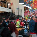 Catering en la WordCamp Madrid 2017