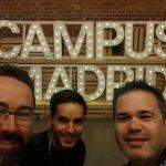 Comunidad de la WordCamp Madrid 2017