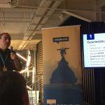 Fernando Puente en la WordCamp Madrid 2017