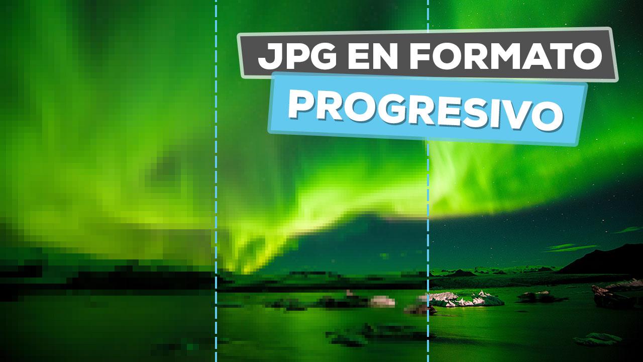 jpg formato progresivo
