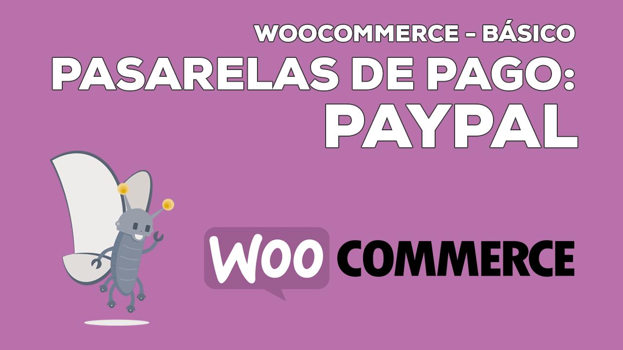pasarelas de pago en WooCoommerce PayPal