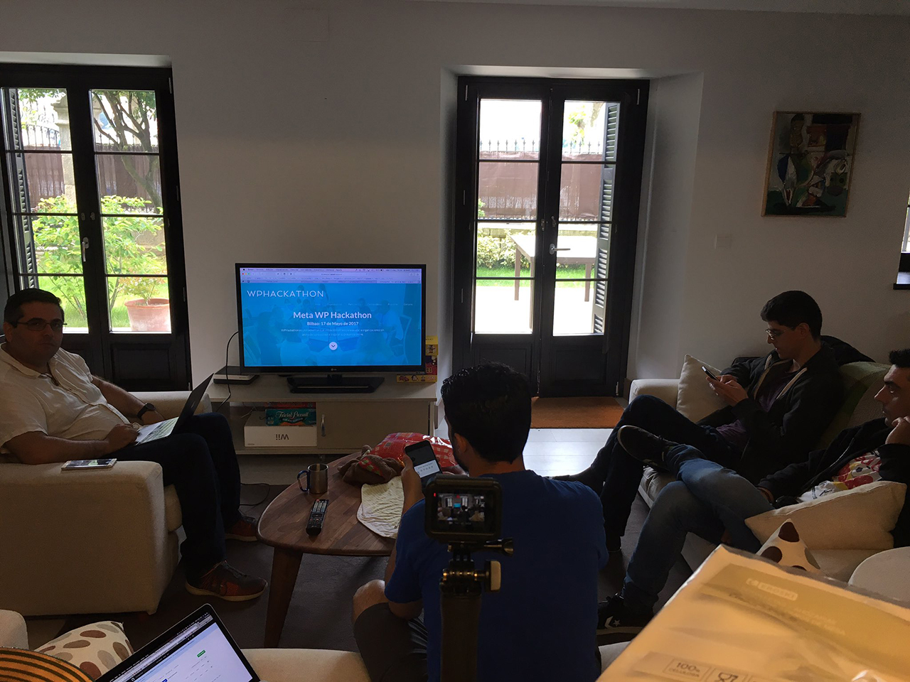 WPESCamp 2017 Plencia