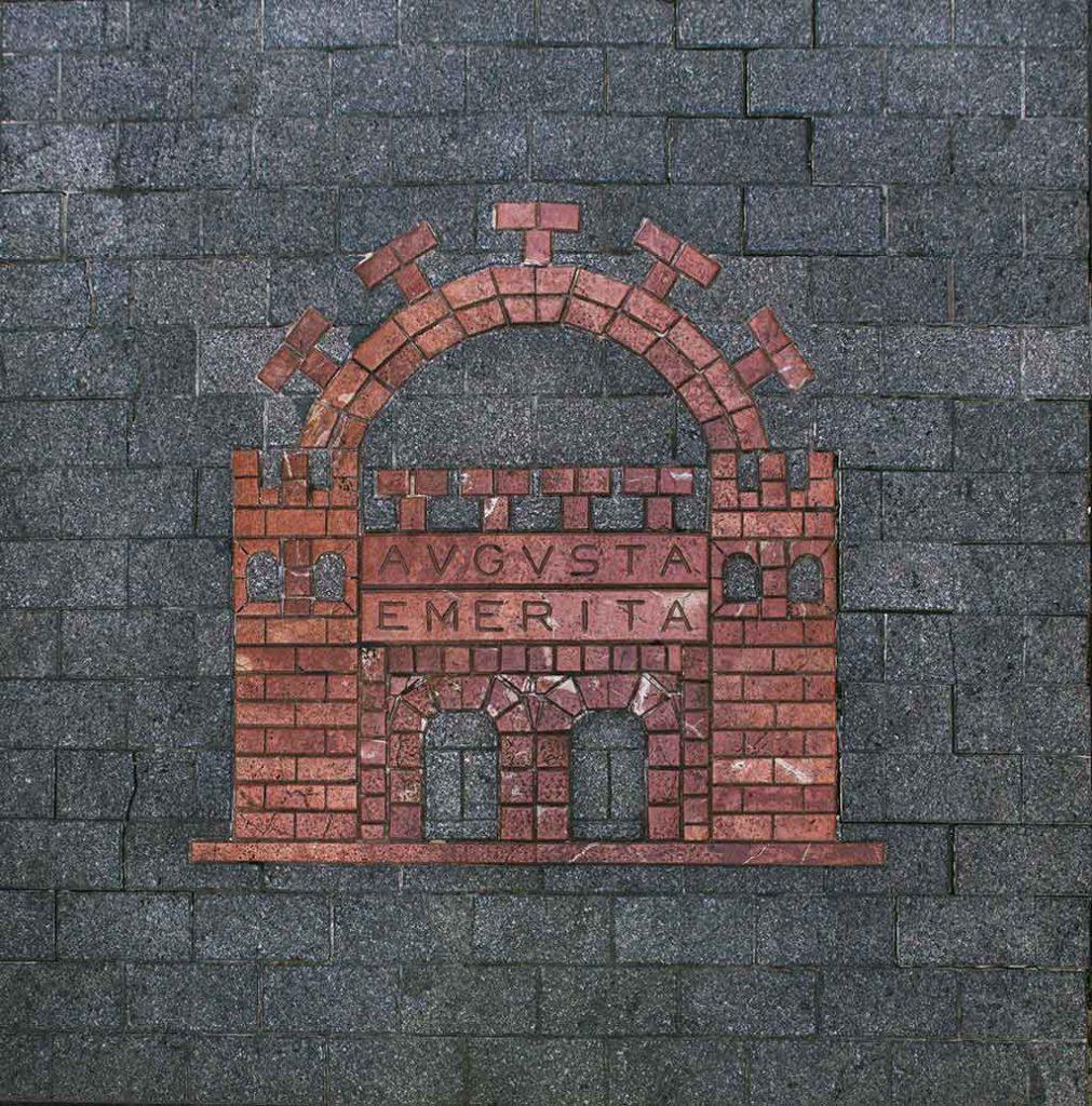 escudo mérida augusta emerita