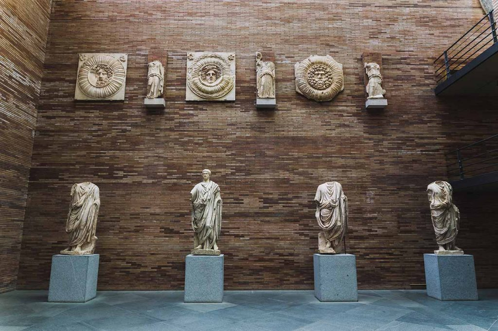 museo nacional de arte romano merida