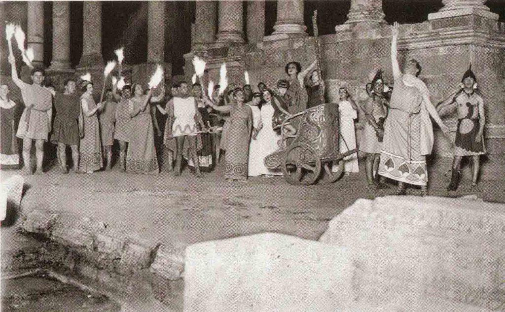 teatro romano merida medea