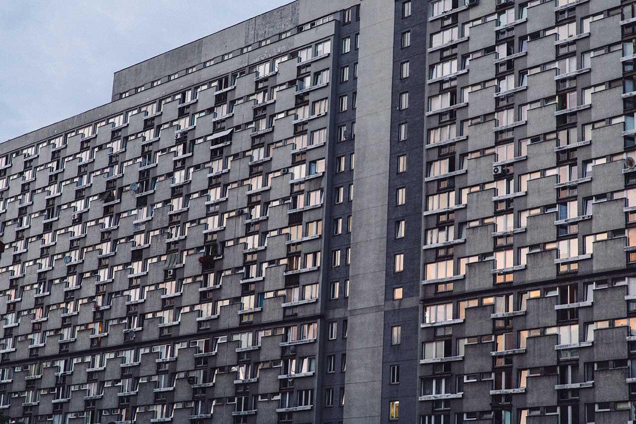 arquitectura comunista varsovia