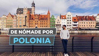 de nomade digital por polonia