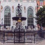 fuente neptuno gdansk polonia
