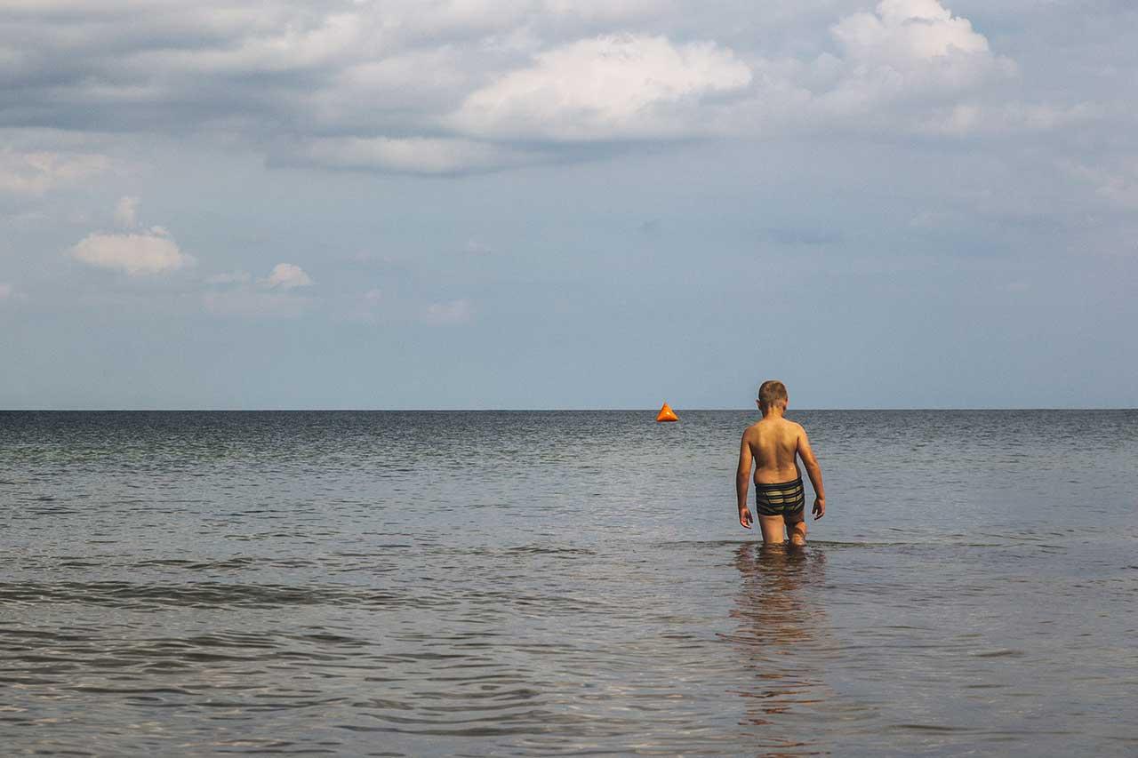 mar báltico sopot polonia