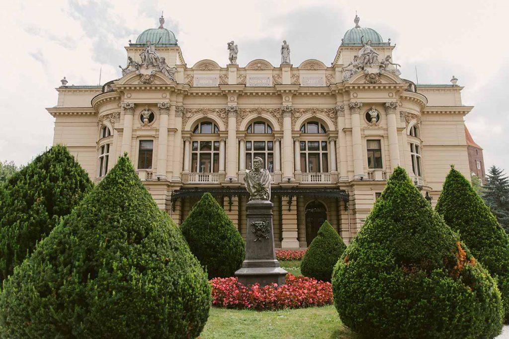 teatro juliusz słowacki cracovia