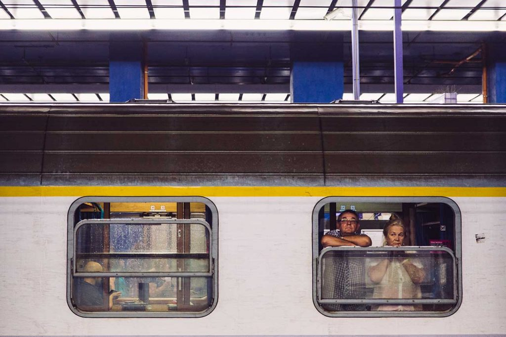 trenes intercity polonia