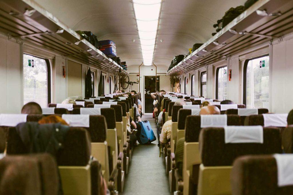 trenes polonia