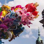 turismo masivo varsovia polonia