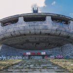 sofia bulgaria monumento buzludja