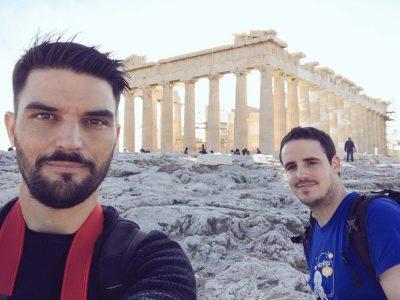 WordCamp Athens 2016 Mauricio Gelves