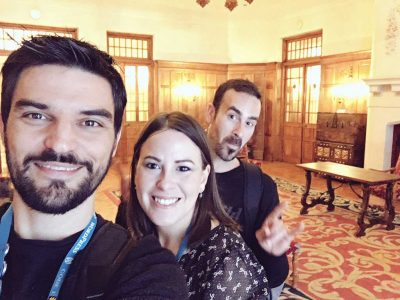 WordCamp Santander 2016 Mauricio Gelves