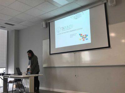 Ainhoa Iribar WordCamp Irun 2018