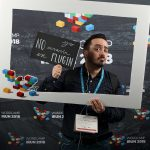 jaime gamar photocall wordcamp irun 2018