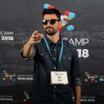 mauricio gelves photocall wordcamp irun 2018