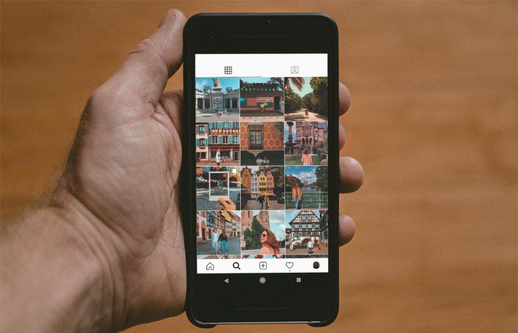 Consejos para mejorar la Grilla de Instagram