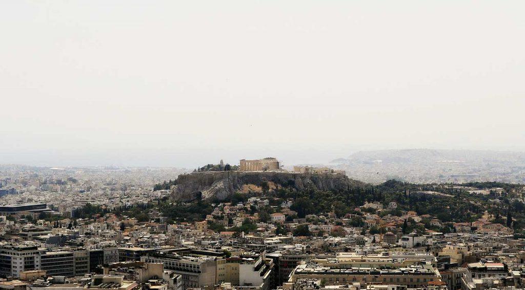 Monte Licabetto - Atenas Grecia