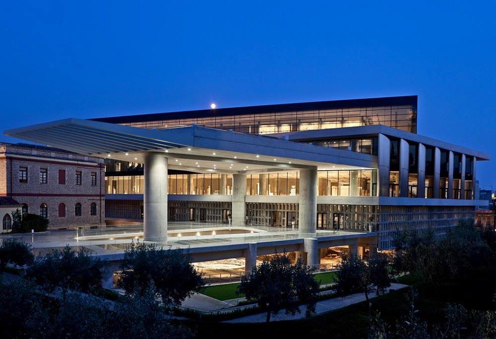 Museo de la Acrópolis Atenas Grecia